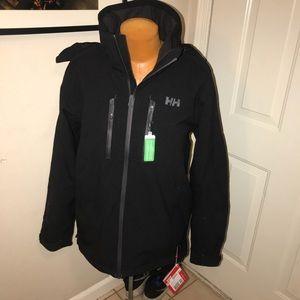NWT Helly Hanson Juniper 3.0 Skiing jacket